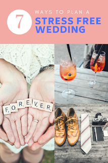 pin how to plan a stress free wedding