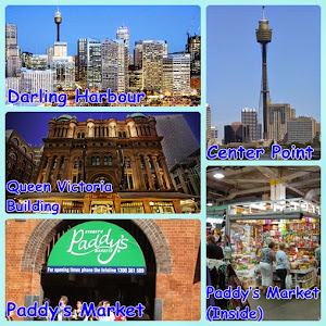 Paket Backpaker Australia Murah