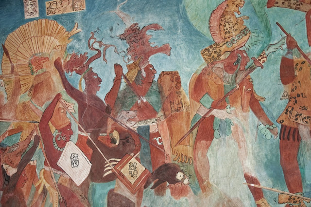 Rising temperatures, not droughts, increased warfare among the Maya, claims new study