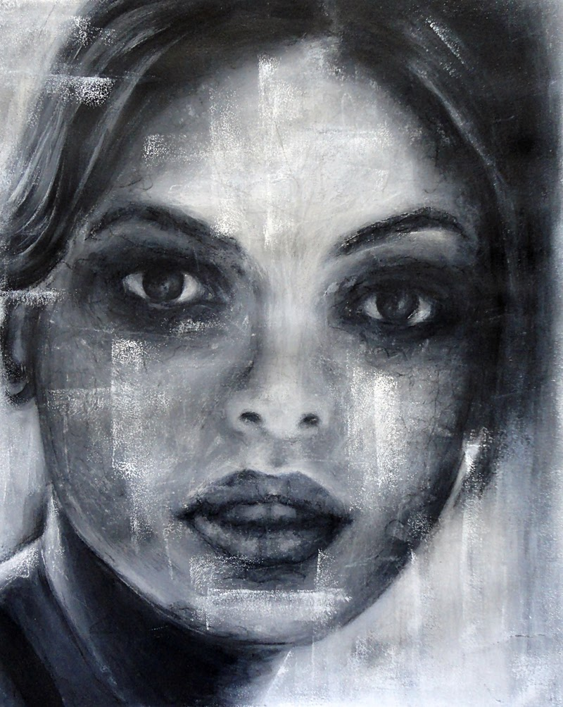 Portrait Paintings by Nena Stojanovic.