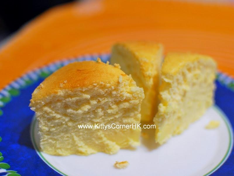 Souffle Cheese Cake DIY recipe 梳乎厘芝士蛋糕 自家烘焙食譜