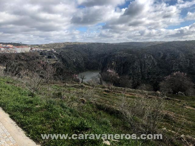 Arribes del Duero desde Miranda do Douro | Ruta Semana Santa Autocaravana | caravaneros.com