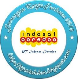 Logo PT Indosat Ooredoo