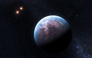 Proxima Centauri b - Closest Known Exoplanet