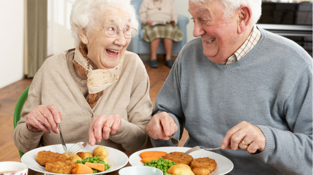 dieta para mujeres mayores de 60 años