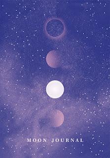 """""""Moon Journal powie ci, który wieczór będzie najlepszy na randkę.""""- Recenzja książki: """"Moon Journal""""- Sandra Sitron"""