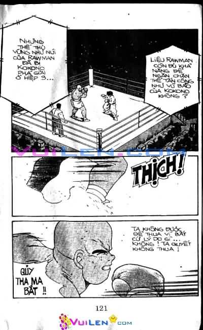 Shura No Mon  shura no mon vol 18 trang 122