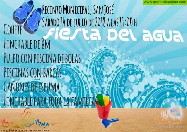 SANTA ANA: Fiesta del Agua