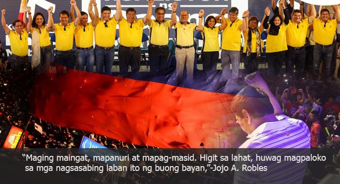 Columnist warns Pinoys against LPs plan on EDSA anniversary: Huwag magpaloko sa mga nagsasabing laban ito ng buong bayan