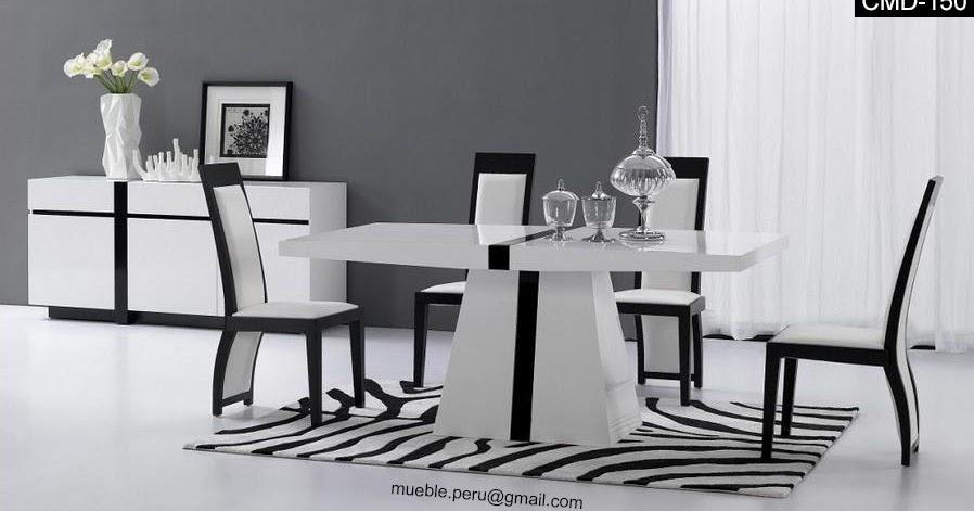 mueble peru modernos muebles para comedor