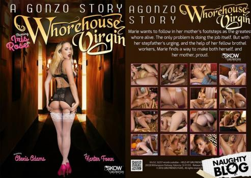 A Gonzo Story: Whorehouse Virgin (2016)