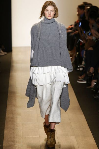 BCBGMaxAzria New York Fashion week autumn winter 2015 2016