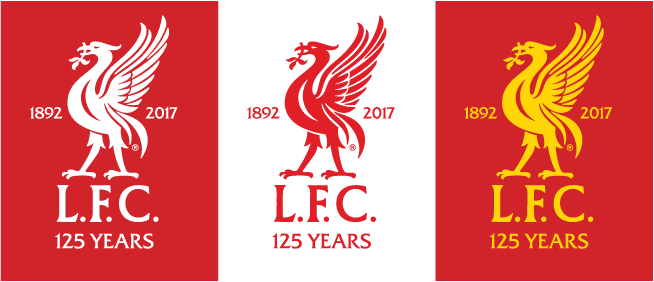 6a0137315 Football teams shirt and kits fan  Liverpool 125 Year Anniversary Crest