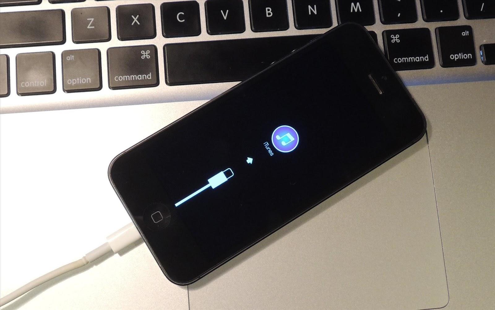Tutorial Factory Reset Iphone Yang Terkunci Dengan Menggunakan PC ...