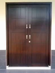 Desain Pintu Rumah Modern