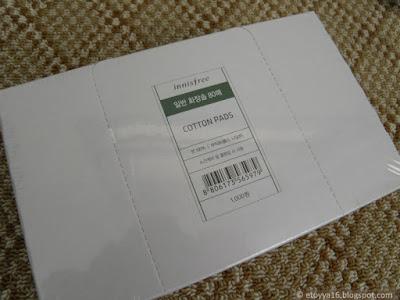Innisfree - Cosmetic Cotton Pads