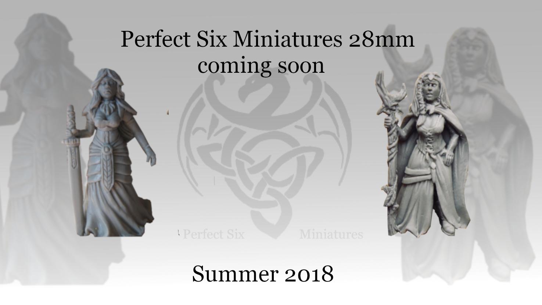 perfect six miniatures 28mm