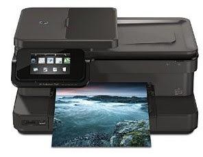 HP Photosmart 7520 Driver Download and Setup