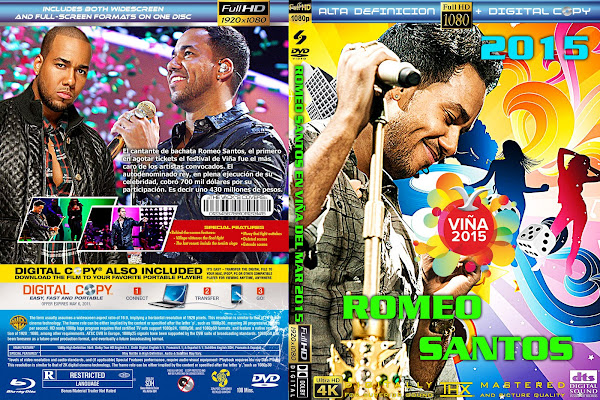 Dvd romeo santos 2014 / The new worst witch episode 1