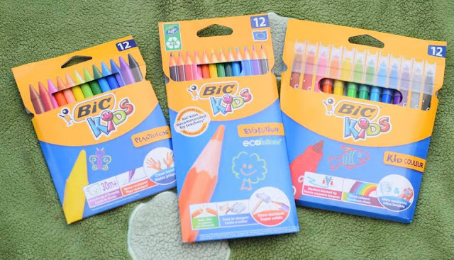 Summer holiday fun with BIC Kids