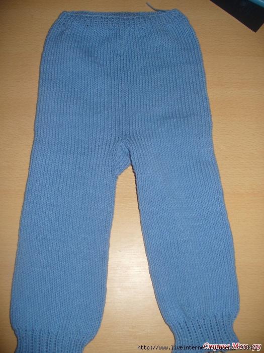 котейкины хотелки вяжем тёплые штанишки малышу без швов автор