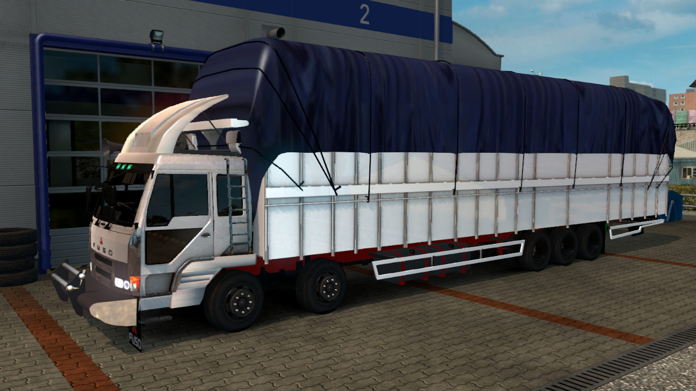 Fuso Tribal Update 130 Free Kets2i Brbr Ets2 Euro Truck Simulator 2 V130 Dan Mod Indonesia Smt Officialblogspotcom