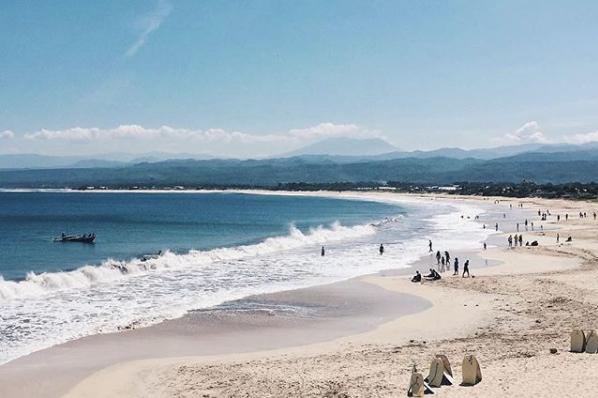 pantai santolo garut selatan