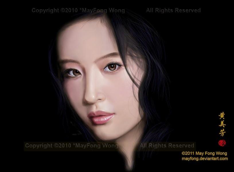 Digital Art By May Fong Robinson (MayFong)