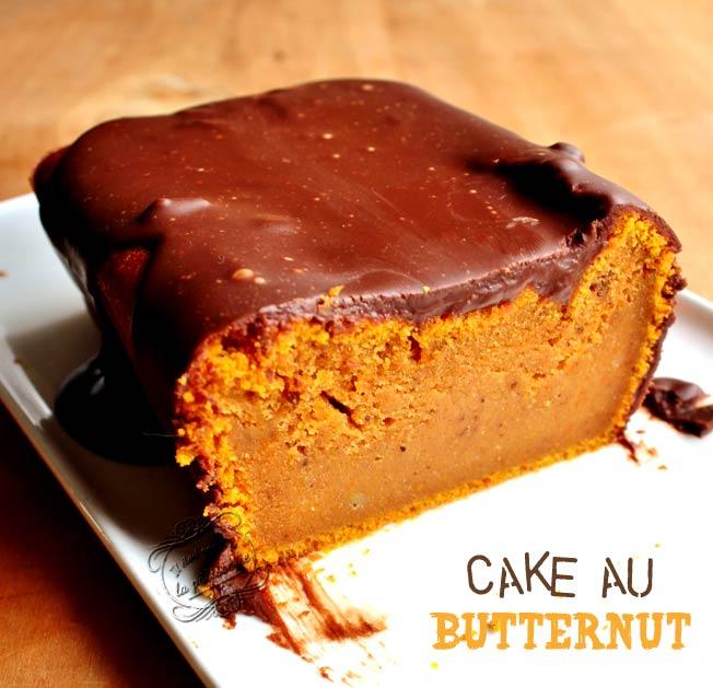 Cake au butternut il tait une fois la p tisserie - Comment cuisiner les butternuts ...