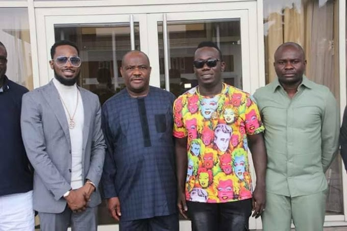 Rivers State Government, Dbanj to create opportunities for Rivers Musicians