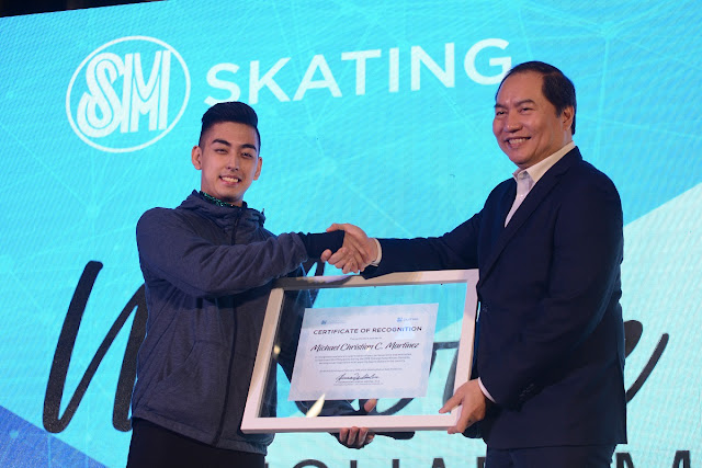 SM Skating Assures Full Support To Aspiring ice Athletes
