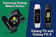 Samsung Galaxy Watch Active dan Galaxy Fit Resmi Dirilis