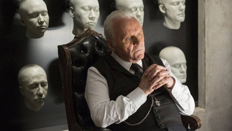 Westworld, HBO, western, Anthony Hopkins,