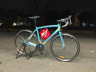 Sepeda Balap United Inertia 2 Blue