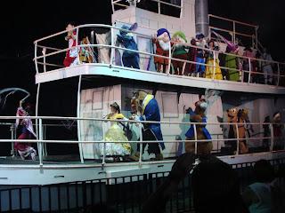 Steamboat Willie Fantasmic