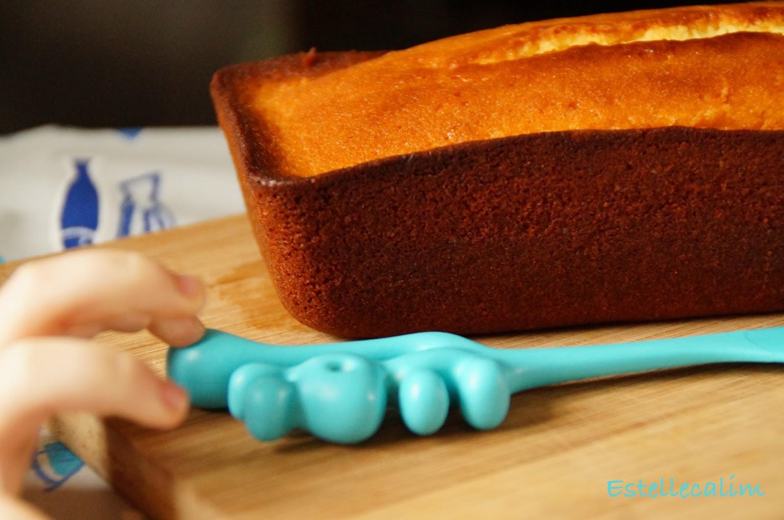 Cake Au Citrons Moelleux Patisserie Grondain St Germain En Laye