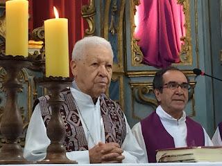 Ótima Noticias sobre a saúde de Dom José Maria Pires