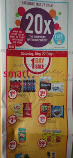 Shoppers Drug Mart Flyer May 27 – June 2, 2017