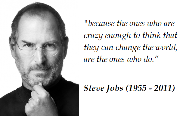 Life Is Beautiful...live It Wisely: Steve Jobs' Top 10