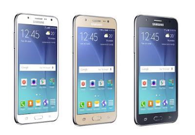 Membedakan HP Samsung Galaxy J5 Asli atau Palsu