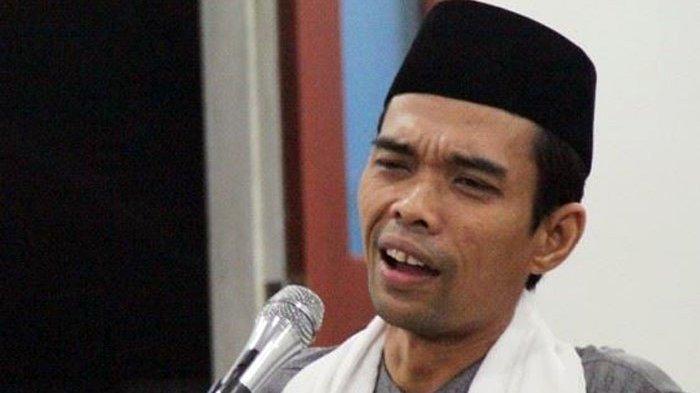 Reaksi Ustad Abdul Somad Terhadap Pernyataan yang gaji kamu siapa yang diungkap Rudiantara