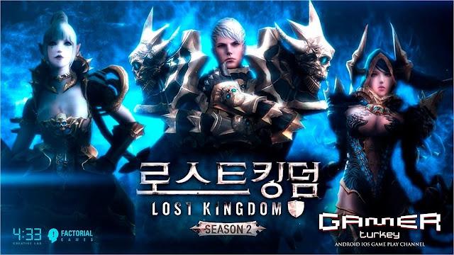 تحميل لعبة 로스트킹덤 Lost Kingdom الان برابط مباشر