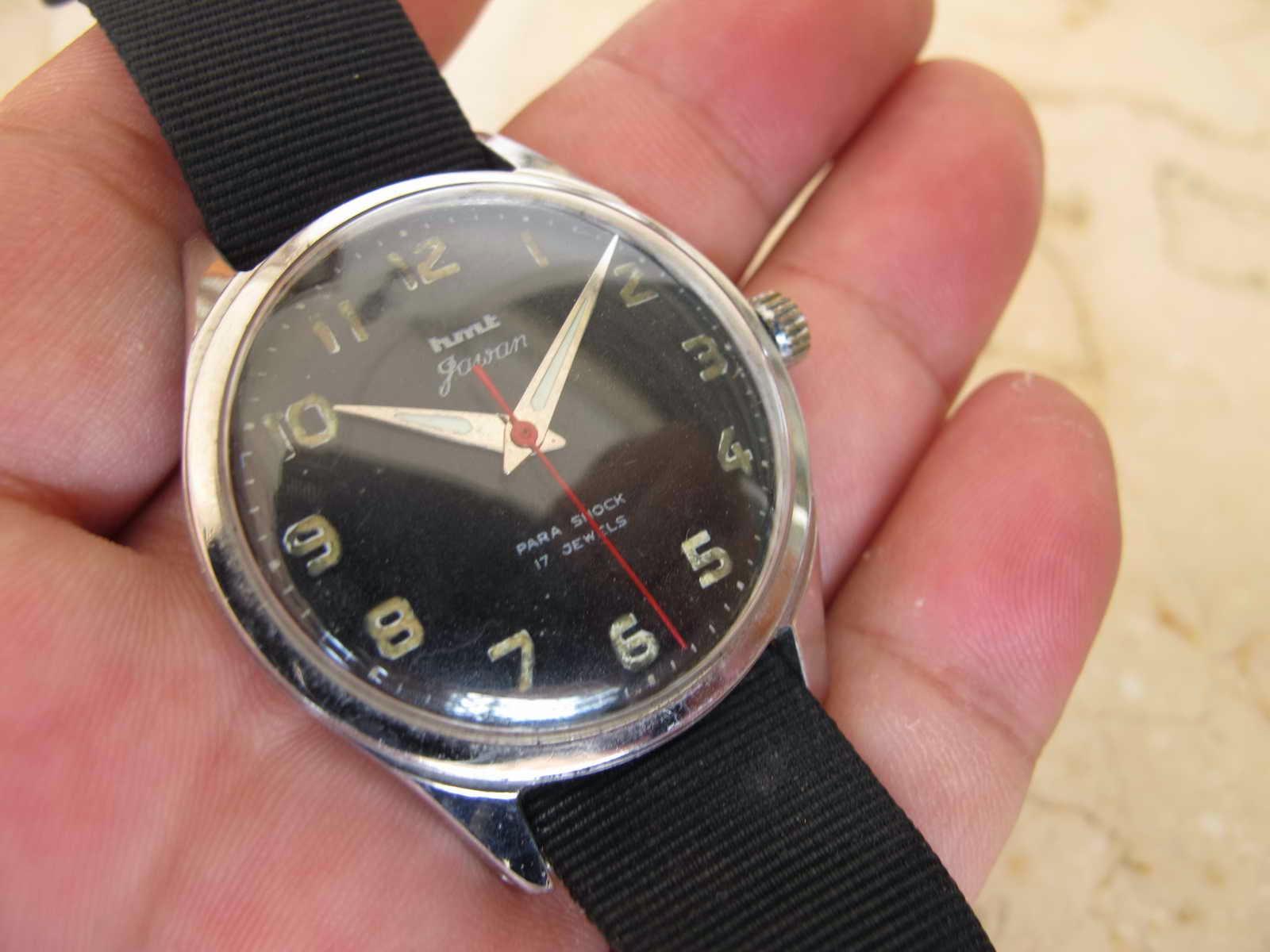 25ef94164e1 Cocok untuk Anda yang sedang mencari jam tangan Vintage Military Watch..  yang penuh dengan sejarah.