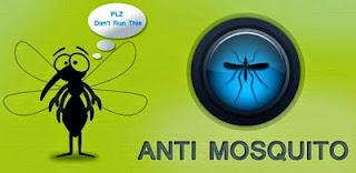 برنامج  رهيب لطرد الحشرات والناموس مجانا Anti Mosquito