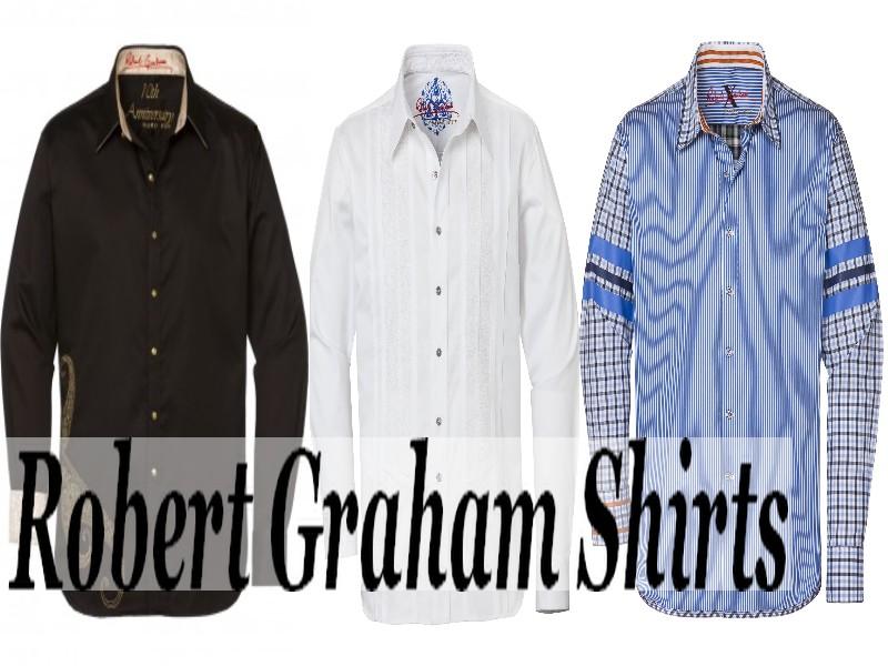 Aanchalmag Robert Graham Shirts Designer Mens Shirts Fashion 2012 13