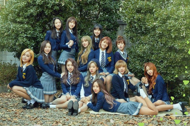 Cosmic Girls [WJSN] (우주 소녀)