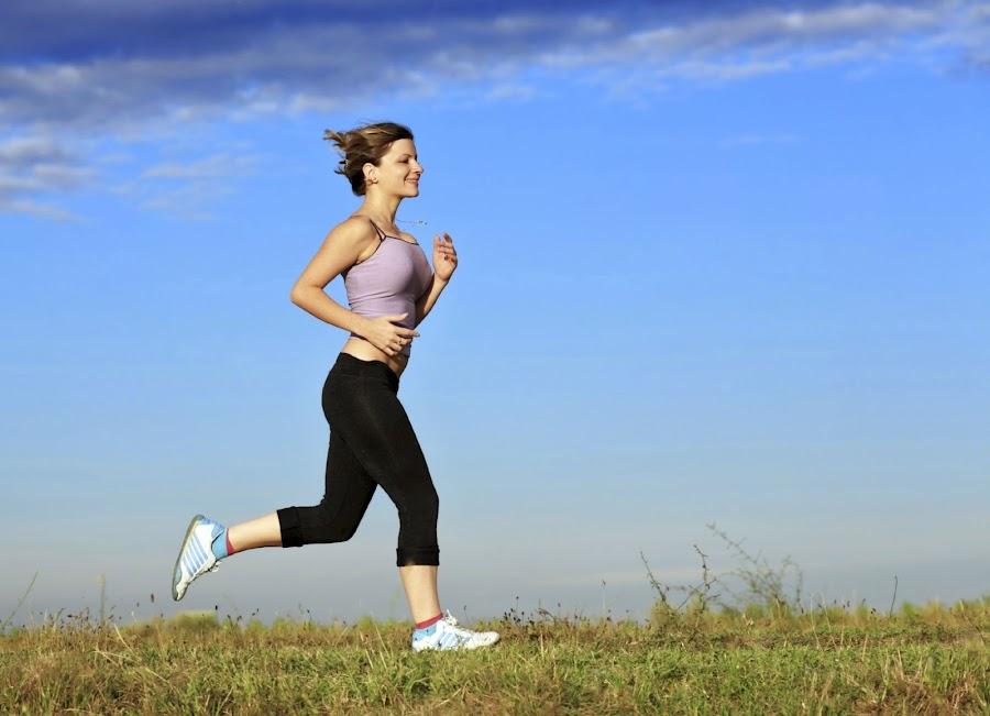 Elige un buen escenario para tus prácticas de running