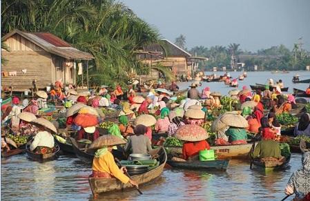 7 Tempat Wisata Alam Paling Menawan di Banjarmasin Airyrooms Lemaripojok