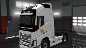 Volvo 2012 DAL Skin