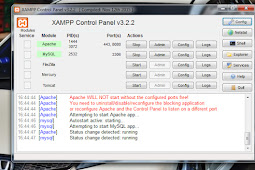 Cara Memindahkan (Export & Import) Database MySQL dengan phpMyAdmin